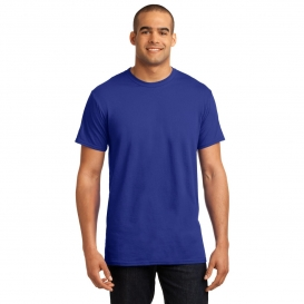 Hanes 4200 X-Temp T-Shirt - Deep Royal