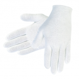 MCR Safety 8600 Inspection Gloves - Cotton Lisle/Polyester Blend - Large
