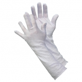 MCR Safety 8614C Cotton Lisle Inspection Gloves - 14\