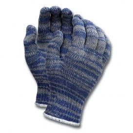 Memphis 9642 String Knit Gloves - 7 Gauge Economy Weight Cotton/Polyester - Multi-Color