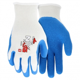 MCR Safety 9680 NXG Latex Coated Gloves - 10 Gauge Cotton/Polyester