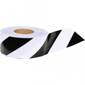 Presco Aisle Hazard Marking Tape - Black/White Striped