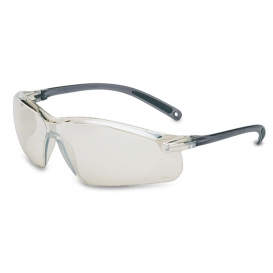 North A700 Series Safety Glasses - Gray Frame - Indoor/Outdoor Lens