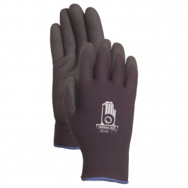 Bellingham C4001BK Insulated HPT Water Repellent PVC Palm Gloves