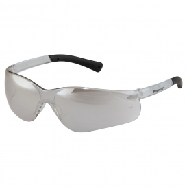 MCR Safety BK319 BearKat BK3 Safety Glasses - Clear Temples - Indoor/Outdoor Mirror Lens