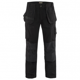 Blaklader 1630 Bantam Work Pants - Black