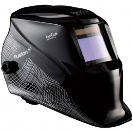 Bolle 40121 Fusion+ Welding Helmet with Electo-Optical Welding Filter - Variable Shade