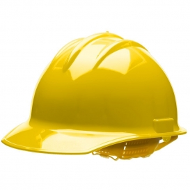 Bullard C30YLP Classic Hard Hat - Pinlock Suspension - Yellow