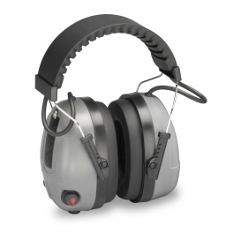 Elvex COM-655 Level Dependent Ear Muffs With Impulse Filter - 25 NRR