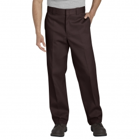 Dickies 874F FLEX Work Pants - Dark Brown