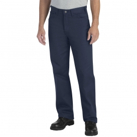 Dickies C7988 Regular Fit 5-Pocket StayDark Pants - Dark Navy