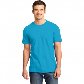 District DT6000 Very Important Tee - Light Turquoise