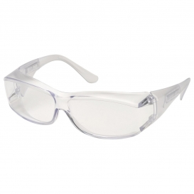 Elvex SG-57C OVR-Spec III Safety Glasses - Medium OTG Frame - Clear Lens