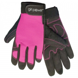 ERB MGP100 Women\'s Mechanics Work Gloves - Pink