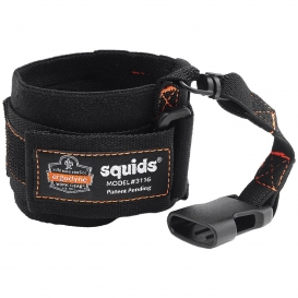 Ergodyne Squids 3116 Pull-On Wrist Lanyard with Buckle