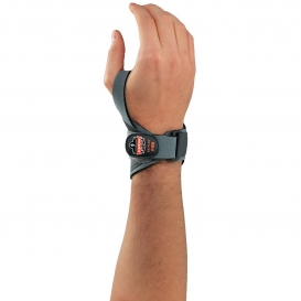 Ergodyne ProFlex 4020 Lightweight Wrist Support - Right Hand - Gray