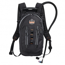 Ergodyne Chill-Its 5157 Premium Cargo Hydration Pack - Black