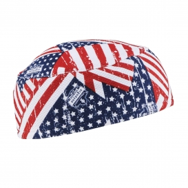 Ergodyne Chill-Its 6630 High-Performance Cap - Stars & Stripes