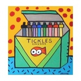 Tickles Crayons