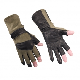 Wiley X ARIES Flight Gloves - Foliage Green