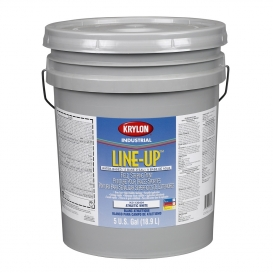 Krylon K51130404-20 Line-Up Bulk Athletic Field Marking Paint - White - Ready to Use