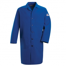 Bulwark FR KNL2RB Men\'s Lab Coat - Nomex IIIA - 6 oz.