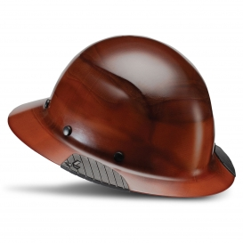 LIFT Safety HDF-15 DAX Full Brim Hard Hat - Ratchet Suspension - Natural