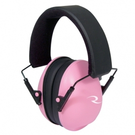 Radians Pink Low Set Earmuff - NRR 21