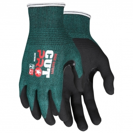 MCR Safety 96782 Cut Pro Gloves - 18 Gauge Hypermax Shell - Nitrile Palm & Fingers