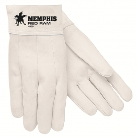 Memphis 4900 Red Ram Grain Goatskin Leather Mig/Tig Welding Gloves