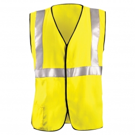 OccuNomix LUX-HRC2FR Type R Class 2 Solid HRC2 FR Safety Vest