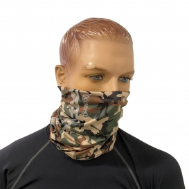 OccuNomix TD800 Tuff & Dry Wicking & Cooling Head Gaiter - Camo
