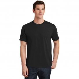 Port & Company PC450 Fan Favorite Tee - Jet Black