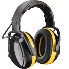 PIP 264-47002 Hellberg Active Electronic Ear Muffs with Headband Adjustment & Active Listening - NRR 24