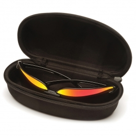 Pyramex CA500B Safety Glasses Hard Case
