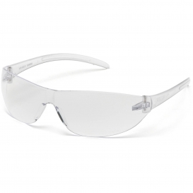 Pyramex S3210ST Alair Safety Glasses - Clear Frame - Clear Anti-Fog Lens
