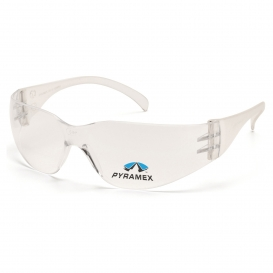 Pyramex S4110R Intruder Readers Safety Glasses - Clear Temples - Clear Lens