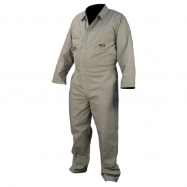 Radians FRCA-002 VolCore Cotton FR Coverall - Khaki
