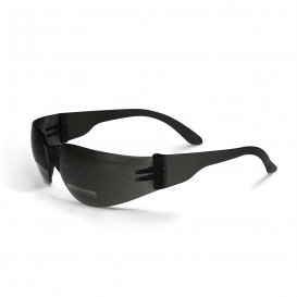 Radians MRB215ID Mirage Bi-Focal Safety Glasses - Smoke Temples - Smoke Bifocal Lens
