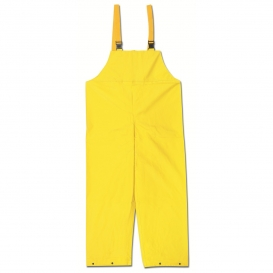 MCR Safety 800BF Concord Limited Flammability Bib Pants - 0.35mm Neoprene/Nylon - Yellow