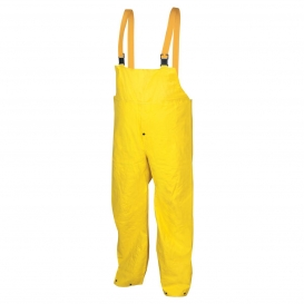 MCR Safety 800BP Concord Limited Flammability Bib Pants with Fly Front