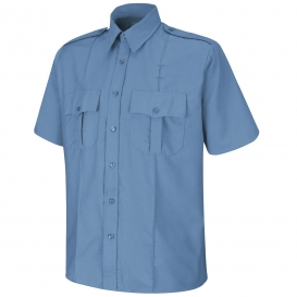 Horace Small SP46 Sentinel Upgraded Security Short Sleeve Shirt - Medium Blue