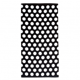 Carmel Towel Company C3060P Polka Dot Velour Beach Towel