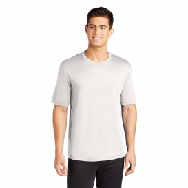 Sport-Tek ST350 PosiCharge Competitor Tee - White