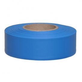 Presco TF1B Taffeta Roll Flagging Tape - Blue
