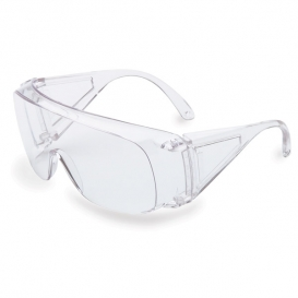 Uvex Ultra-Spec 1000 Safety Glasses - Clear Frame - Clear Lens