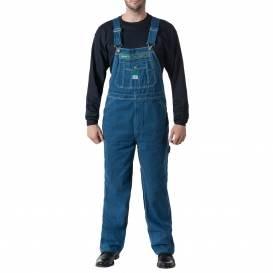 Walls 14006 Liberty Denim Bib Overalls - Stonewashed