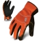 Ironclad EXO-HSO Hi-Viz Utility Gloves - Safety Orange