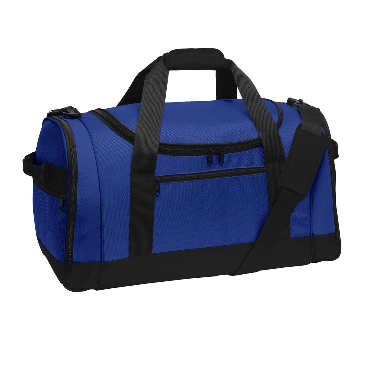 Port Authority Bg800 Voyager Sports Duffel Twilight Blue