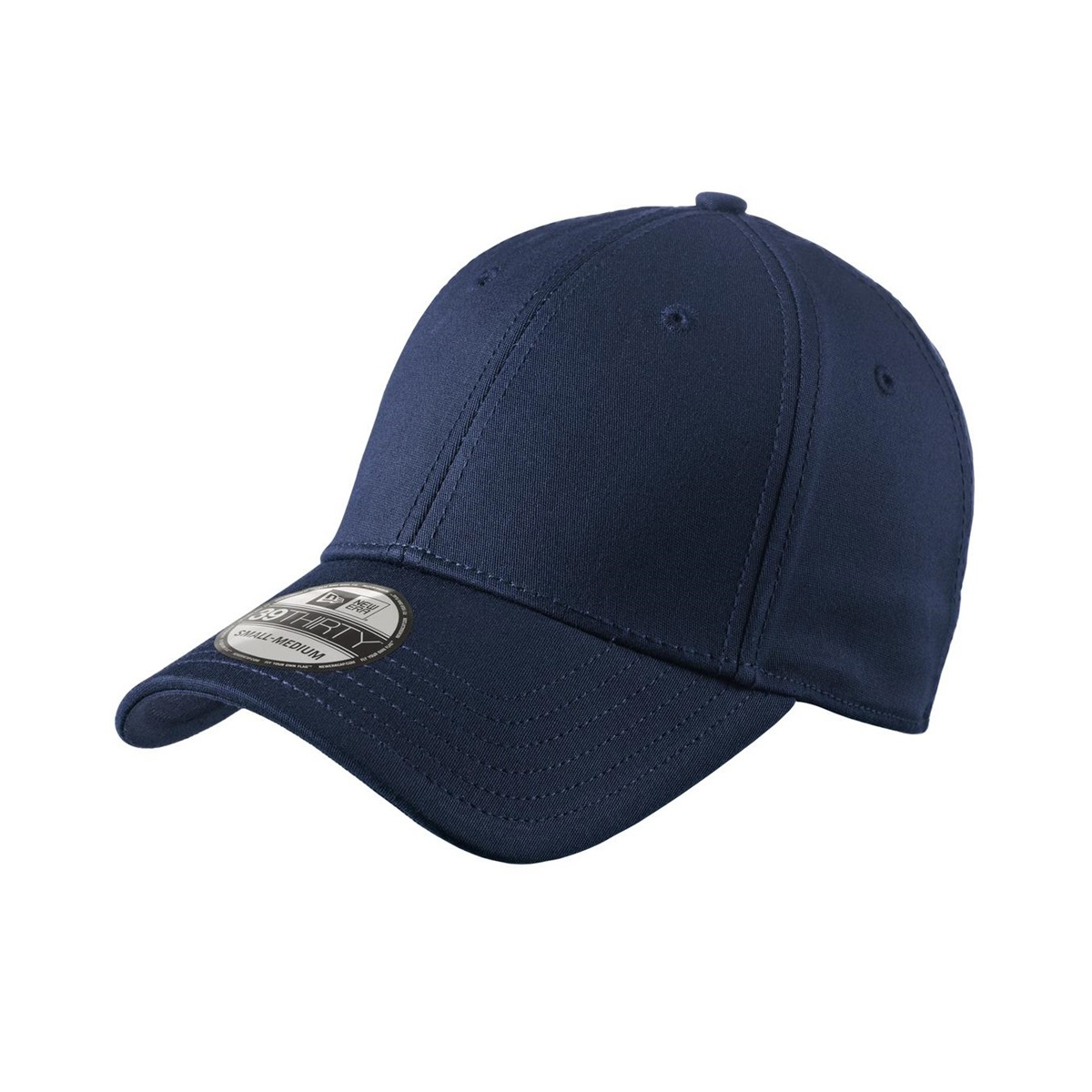 New Era NE1000 Structured Stretch Cotton Cap - Deep Navy ... 610f33afa908